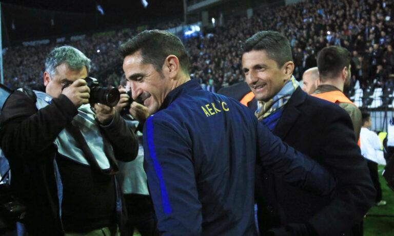 Μελισσανίδης για Λουτσέσκου: «Μίλησα μαζί του, είμαι φαν του, αλλά θα πάει αλλού -Ο Χιμένεθ είναι προπονητής μας τώρα»