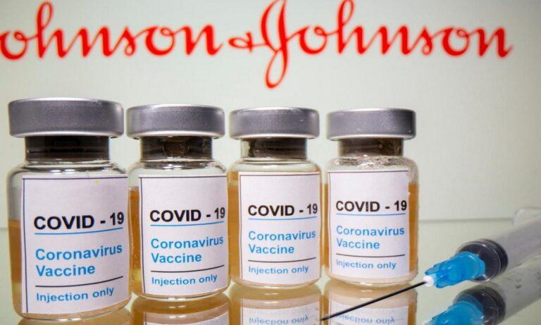 Κορονοϊός: Η Δανία λέει «όχι» στο εμβόλιο της Johnson & Johnson