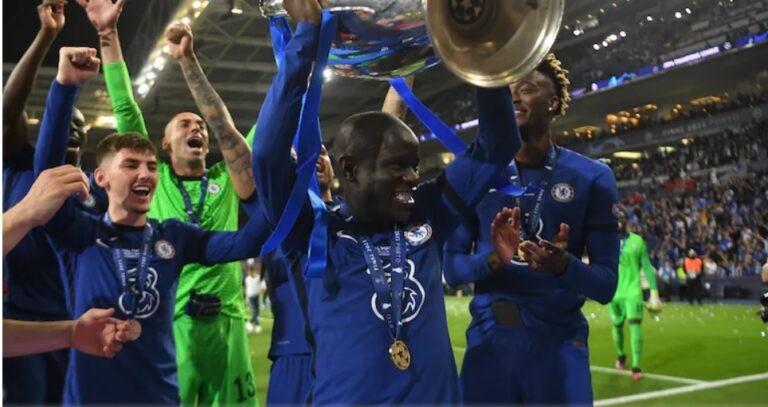 Ενγκολό Καντέ: Η σπουδαία εμφάνισή του στον τελικό του Champions League σε ένα βίντεο