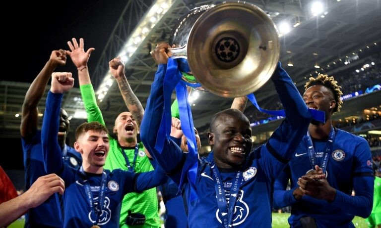 Champions League: Το ρεσιτάλ ταπεινότητας του Καντέ