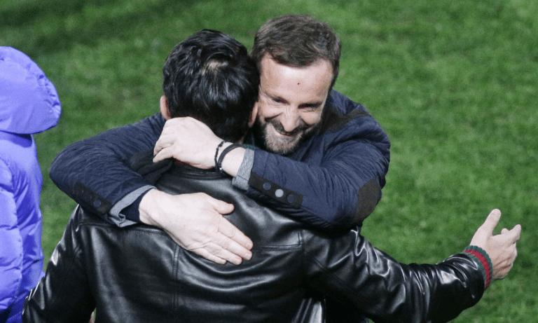 Άρης: Όπως αναμενόταν Άκης Μάντζιος και Θόδωρος Καρυπίδης συνεχίζουν μαζί! Οι δύο άνδρες έδωσαν τα χέρια για νέο συμβόλαιο δύο ετών!