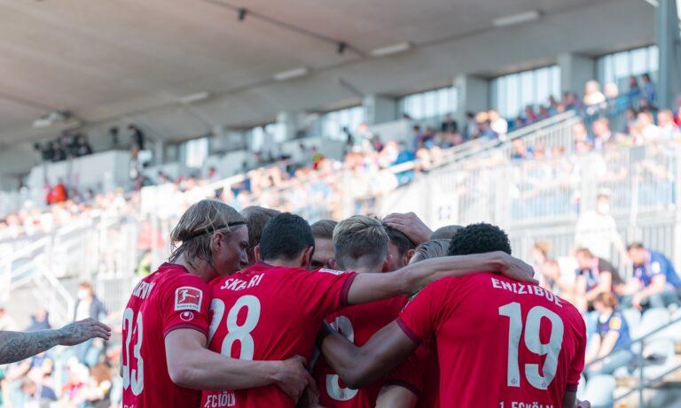 Bundesliga: Η Κολωνία παρέμεινε στην κατηγορία με πεντάρα!