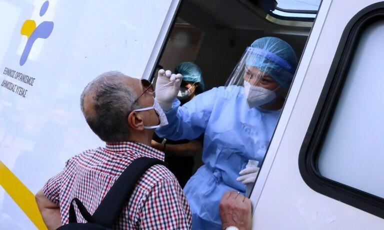 Κορονοϊός: Οι μετρήσεις του ιικού φορτίου στα λύματα 11 περιοχών