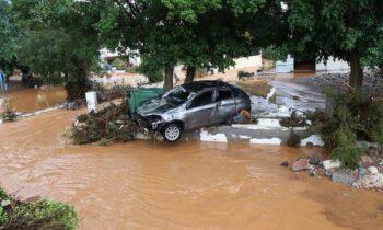Η Πιερία και η Θεσσαλονίκη θα έρθουν αντιμέτωπες με το μεγαλύτερο πρόβλημα της ξηρασίας ενώ από πλημμύρες θα κινδυνεύσουν σοβαρά η Πέλλα