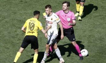 Super League - Διαιτητές: Τον Αλεξέι Κουλμπάκοφ όρισε η ΚΕΔ ώστε να σφυρίξει το ΠΑΟΚ-Άρης (9/5, 15:00) για την 8η αγωνιστική των πλέι οφ της Super League.