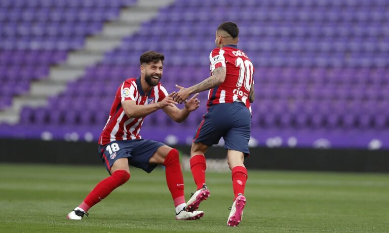 La Liga: Πρωταθλήτρια Ισπανίας η Ατλέτικο Μαδρίτης!