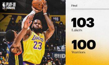 NBA Αποτελέσματα: Δεν έφτανε ο… καυτός Κάρι για τους Γουόριορς (vid)