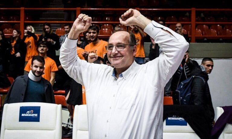 Νέα εποχή στην ΕΟΚ, θριαμβευτής ο Βαγγέλης Λιόλιος