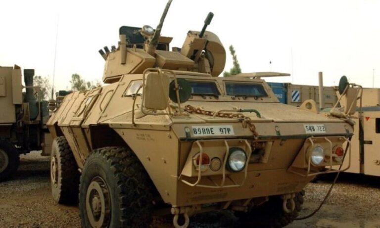 Eλληνοτουρκικά: Η ιδανική λύση για τα M1117 που παίρνει η Ελλάδα