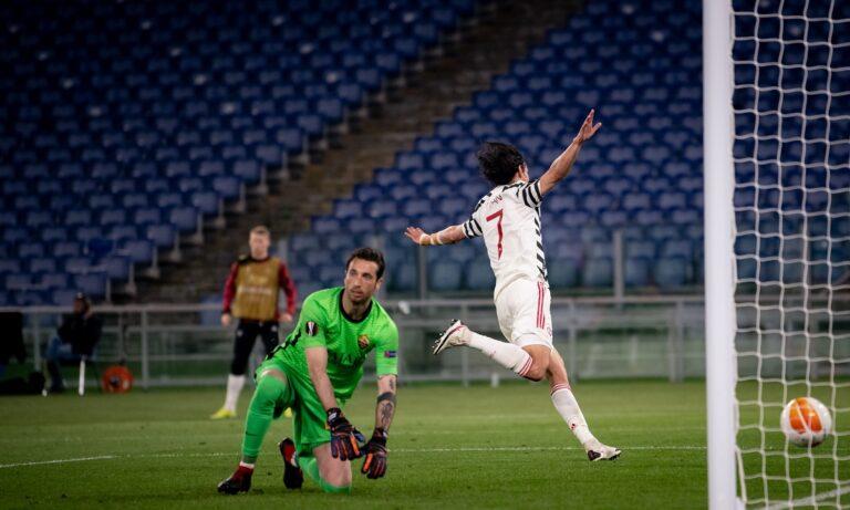 Ρόμα – Μάντσεστερ Γιουνάιτεντ 3-2: Πάλεψε, αλλά δεν υπήρχαν περιθώρια