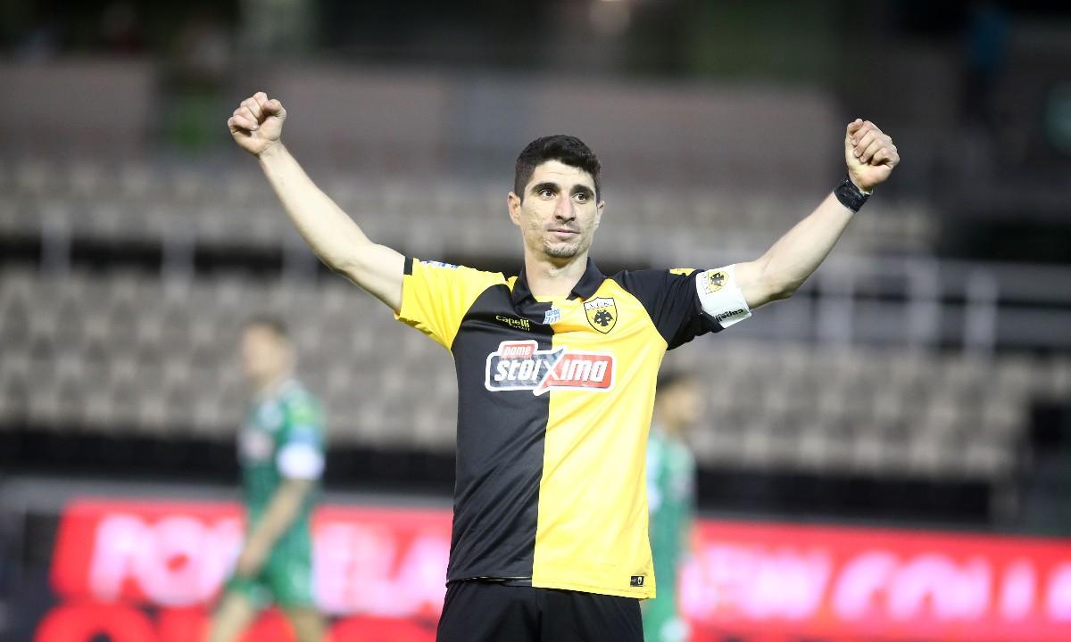 Παναθηναϊκός-ΑΕΚ 0-1: Στην Λεωφόρο… Ευρώπης με οδηγό Μάνταλο!