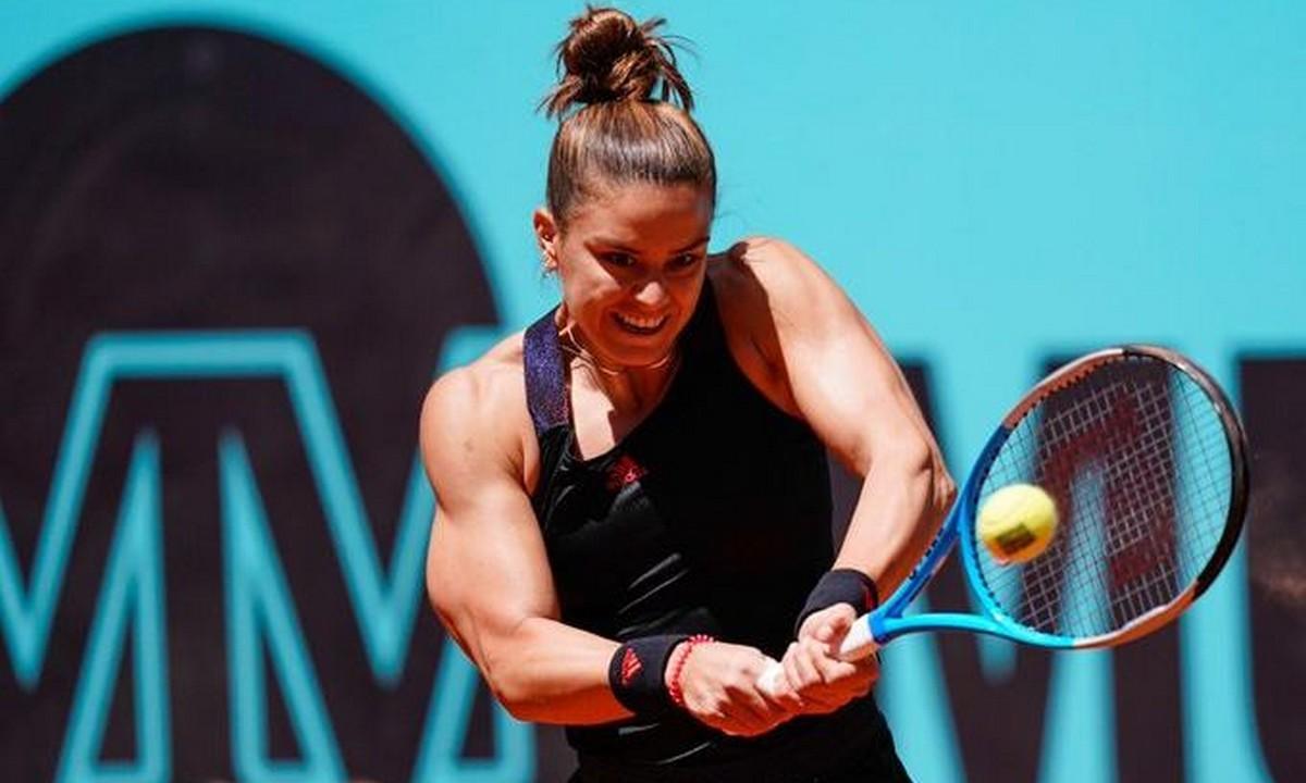 Madrid Open: Σαρωτική Μαρία Σάκκαρη και φουλ για τον 3ο γύρο! (vid)