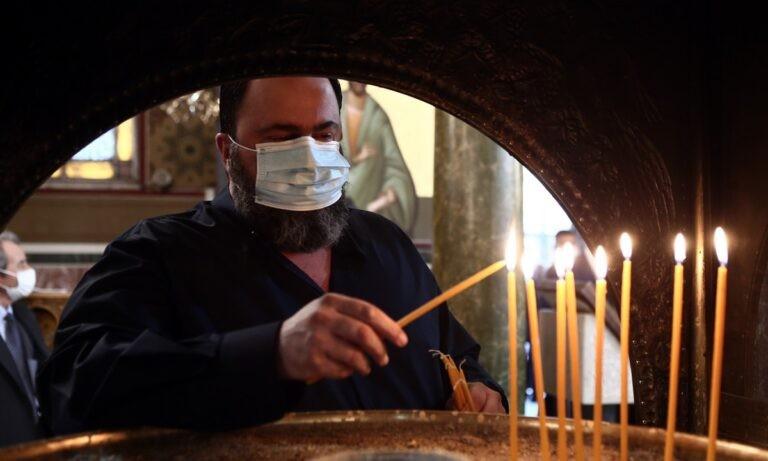 Μαρινάκης: «Το Φως της Ανάστασης να μας γεμίσει δύναμη να φτιάξουμε έναν καλύτερο κόσμο»