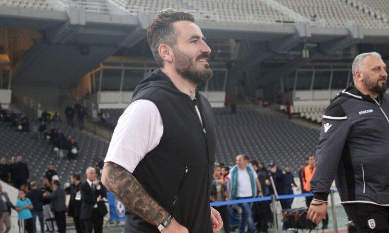 ΠΑΟΚ: Απολαυστικός Μαυρίδης για το γούρι των τατουάζ στους τελικούς