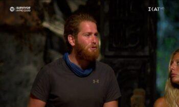 Survivor - Τζέημς Καφετζής: Χαμός στο αεροδρόμιο για την επιστροφή του