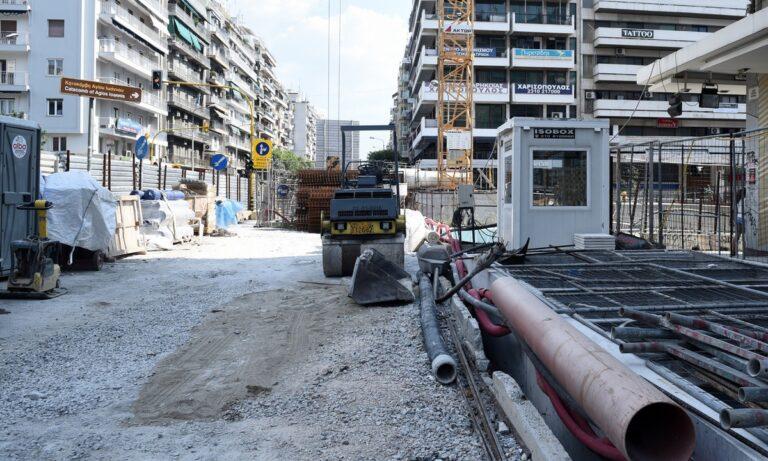 Μετρό Θεσσαλονίκης: Η «Αττικό Μετρό Α.Ε.» προσπαθεί να τηρήσει το χρονοδιάγραμμα ολοκλήρωσης και παράδοσης του έργου εντός του 2023.