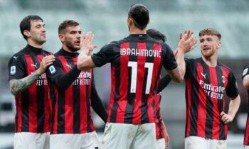Μίλαν - Μπενεβέντο 2-0: «Ξύπνησε» και πήγε στη δεύτερη θέση