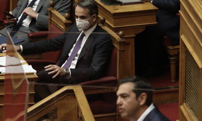 Δημοσκόπηση: Αυτή είναι η τωρινή διαφορά μεταξύ Ν.Δ. και ΣΥΡΙΖΑ