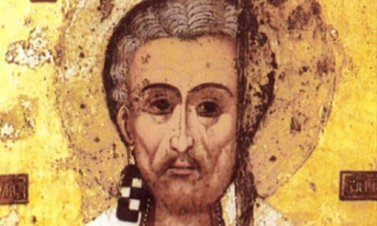 Εορτολόγιο Τρίτη 11 Μαΐου: Ποιοι γιορτάζουν σήμερα