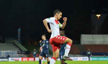 Μονακό: Έβαλε τέλος στο όμορφο ποδοσφαιρικό παραμύθι της Ρουμιγί Βαγιέρ, καθώς επιβλήθηκε 5-1 στον 2ο ημιτελικό του Coupe de France.