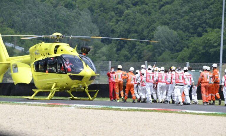 Moto3: Σε κρίσιμη κατάσταση μετά το ατύχημα ο 19χρονος Ντουπασκιέ (vid)