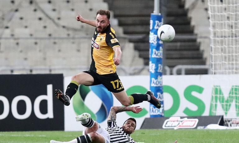 ΑΕΚ: Ο Τάνκοβιτς στην προεπιλογή της Εθνικής Σουηδίας -Διεθνής ξανά και ο Νεντελτσεάρου