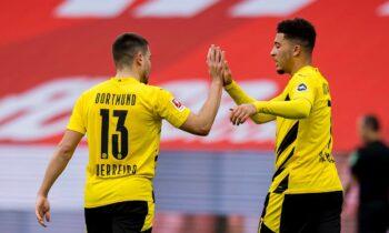 Μάιντζ - Ντόρτμουντ 1-3: «Κλείδωσε» τη συμμετοχή στο Champions League