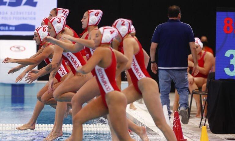 Live streaming – Τελικός Euroleague: Ολυμπιακός – Ντουναϊσβάρος 7-6 (ΤΕΛΙΚΟ)
