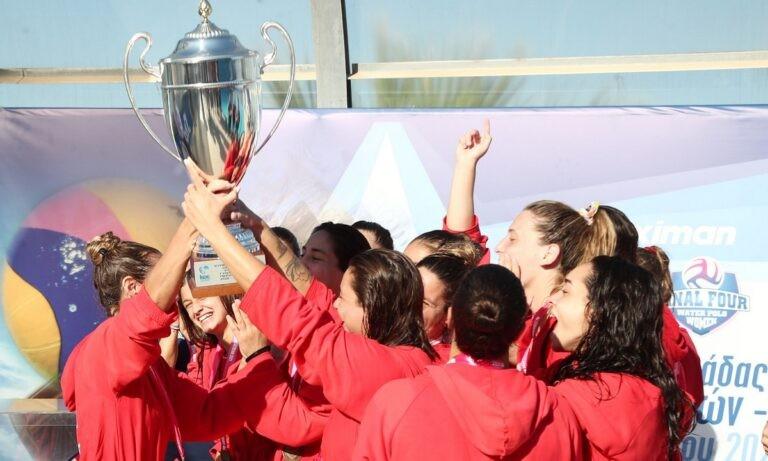 Πόλο: Ο Ολυμπιακός κατέκτησε το τρίτο Kύπελλο σε τέσσερις διοργανώσεις, επικρατώντας 11-8 της Βουλιαγμένης στον τελικό του Final 4.