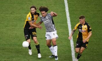 Η ΑΕΚ έχασε χθες ξανά και μάλιστα δεχόμενη 2 γκολ πολύ γρήγορα στο ΟΑΚΑ απέναντι στον ΠΑΟΚ.