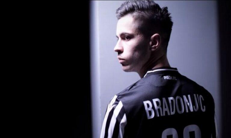 Μπράντονιτς: «Ζίβκο και Αντρίγια με έχουν σαν μικρό τους αδερφό – Θέλω να παίξω σε γεμάτη Τούμπα»