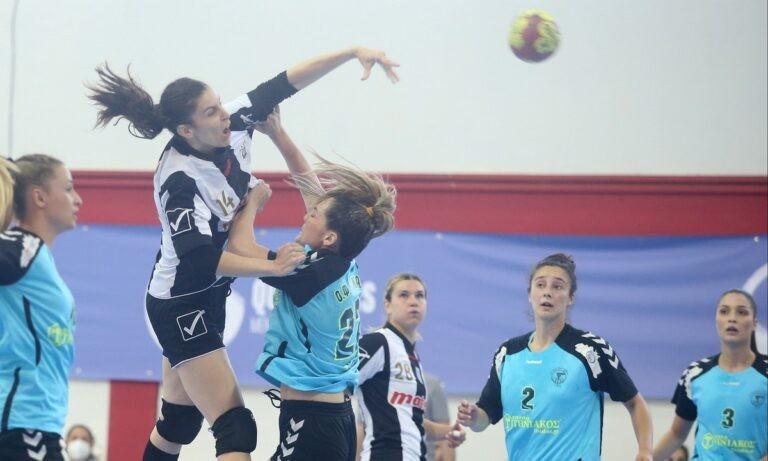 Κύπελλο Γυναικών χάντμπολ: ΠΑΟΚ και Βέροια στον τελικό