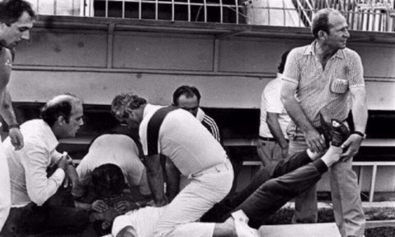 ΠΑΟΚ: Η μέρα που «έφυγε» ο Λόραντ μέσα στο γήπεδο