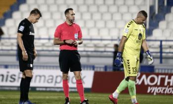 Super League 2: Παπαπέτρου, Διαμαντόπουλος και Σκουλάς στα τρία παιχνίδια της 2ης αγωνιστικής των πλέι οφ.