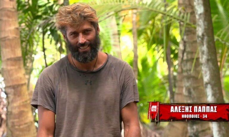 Survivor: Αγνώριστος ο Αλέξης Παππάς! Με νέο look!
