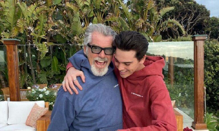Πιρς Μπρόσναν: Αυτός είναι ο 20χρονος γιος του – Δείτε πόσο έχει αλλάξει
