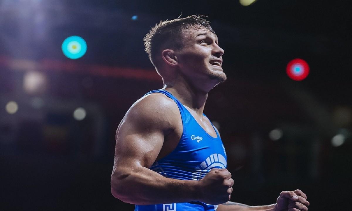 Πάλη: Ο Γιώργος Πιλίδης προκρίθηκε στους Ολυμπιακούς Αγώνες του Τόκιο