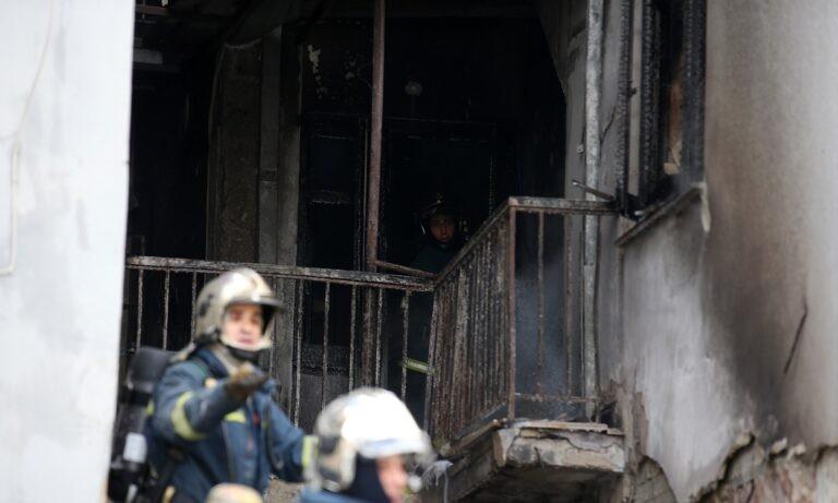 Καβάλα: Τραγωδία με νεκρό ηλικιωμένο από πυρκαγιά