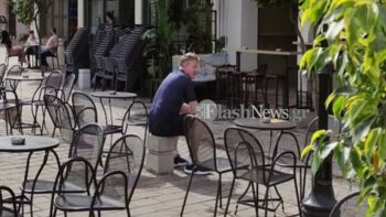Γκόρντον Ράμσεϊ: Στα Χανιά για τα γυρίσματα της εκπομπής του ο διάσημος σεφ (pics)