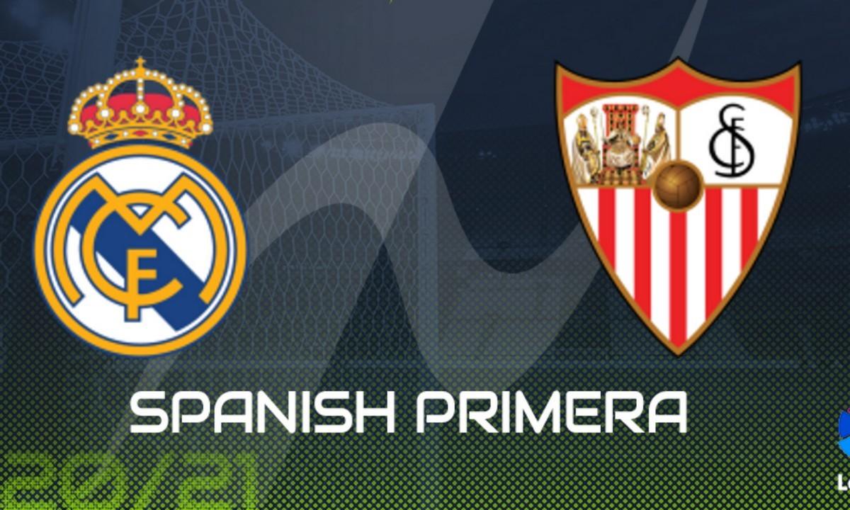 Ρεάλ Μαδρίτης – Σεβίλλη 2-2 (ΤΕΛΙΚΟ)