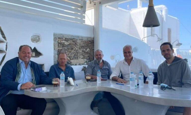 ΑΟ Μυκόνου: Ανακοίνωσε τον Καράμπουλα
