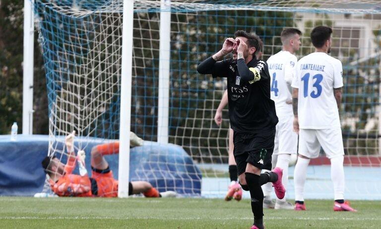 Football League: Ο Δελαπόρτας ντύθηκε… Μπουχαλάκης! Απίστευτο γκολ!