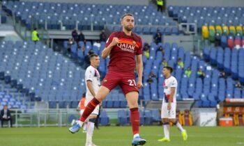 Ρόμα - Κροτόνε 5-0: Έκανε πάρτι στο δεύτερο ημίχρονο