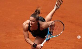 Καταθέτοντας και την ψυχή της η Μαρία Σάκκαρη πήρε την πρόκριση για τον 2ο γύρο του τουρνουά τένις Internazionali BNL D' Italia (WTA 1000) στη Ρώμη.