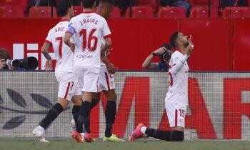 Σεβίλλη - Βαλένθια 1-0: Παίζει τη τελευταία «ζαριά»