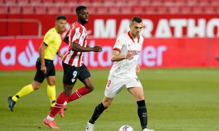 Σεβίλλη – Αθλέτικ Μπιλμπάο 0-1: Την «σκότωσε» στο 90! (vid)