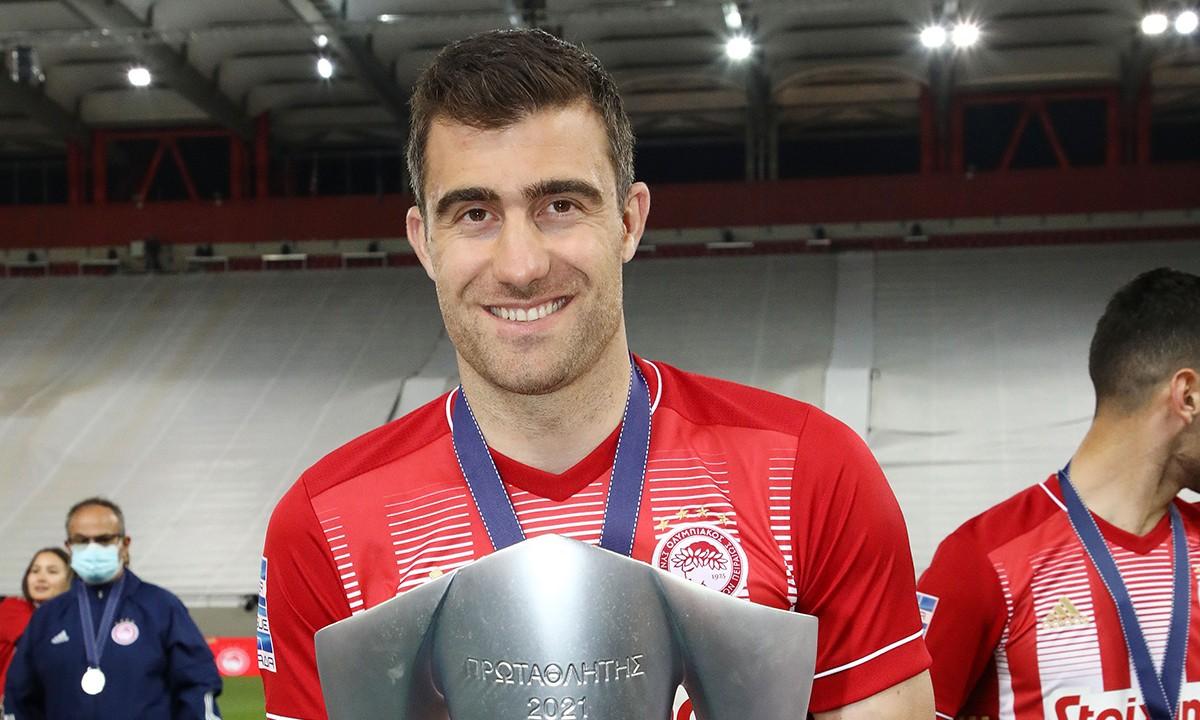 Παπασταθόπουλος: Το πρώτο του πρωτάθλημα!