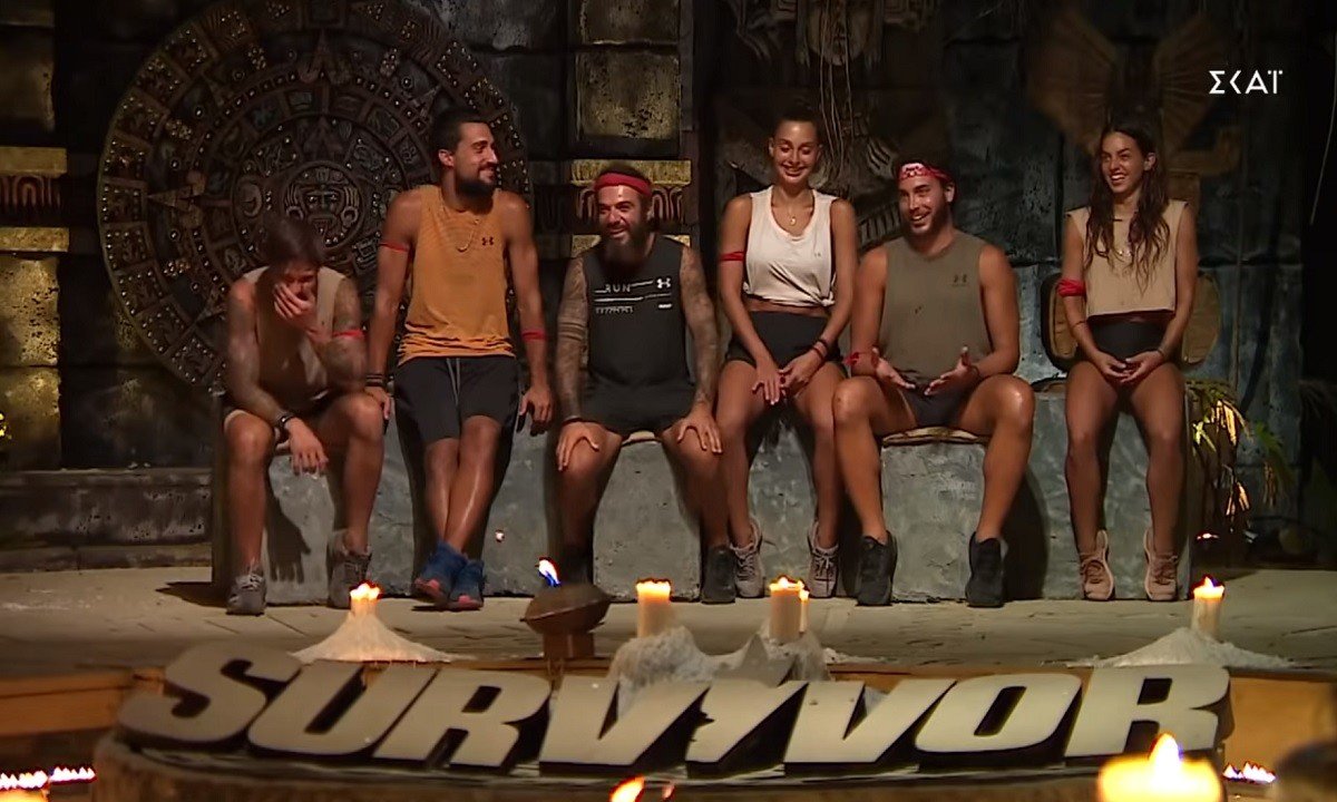 Survivor διαρροή 4/5: ΟΡΙΣΤΙΚΟ! Αυτή η ομάδα κερδίζει τη 2η ασυλία!