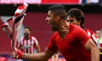 La Liga: Αγκαλιά με το πρωτάθλημα η Ατλέτικο με απίθανη ανατροπή στο φινάλε