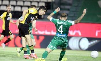 Βαθμολογία Super League 1 - Πλέι οφ: ΠΑΟΚ, Άρης και ΑΕΚ στο Conference League